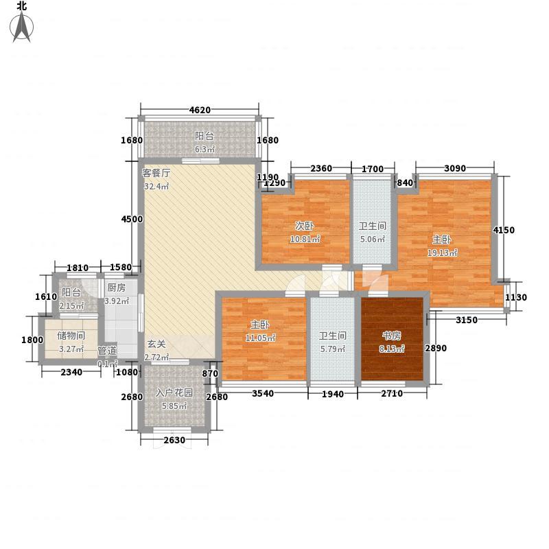 万象天成139.00㎡万象天成户型图户型图54室2厅2卫1厨户型4室2厅2卫1厨