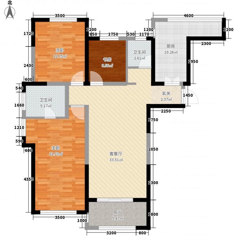 琥珀公寓琥珀公寓2户型10室