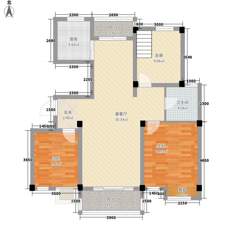 广和三区s20114194211798068户型2室2厅1卫1厨
