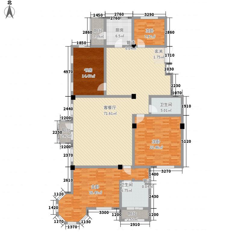 伊丽雅特湾二期150.00㎡伊丽雅特湾二期户型图圣爵兰德D2户型3室3厅2卫户型3室3厅2卫