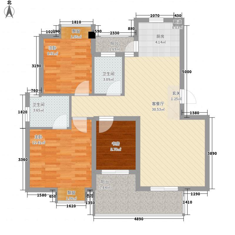 学前街小区154.00㎡学前街小区户型图3室户型图3室2厅2卫1厨户型3室2厅2卫1厨