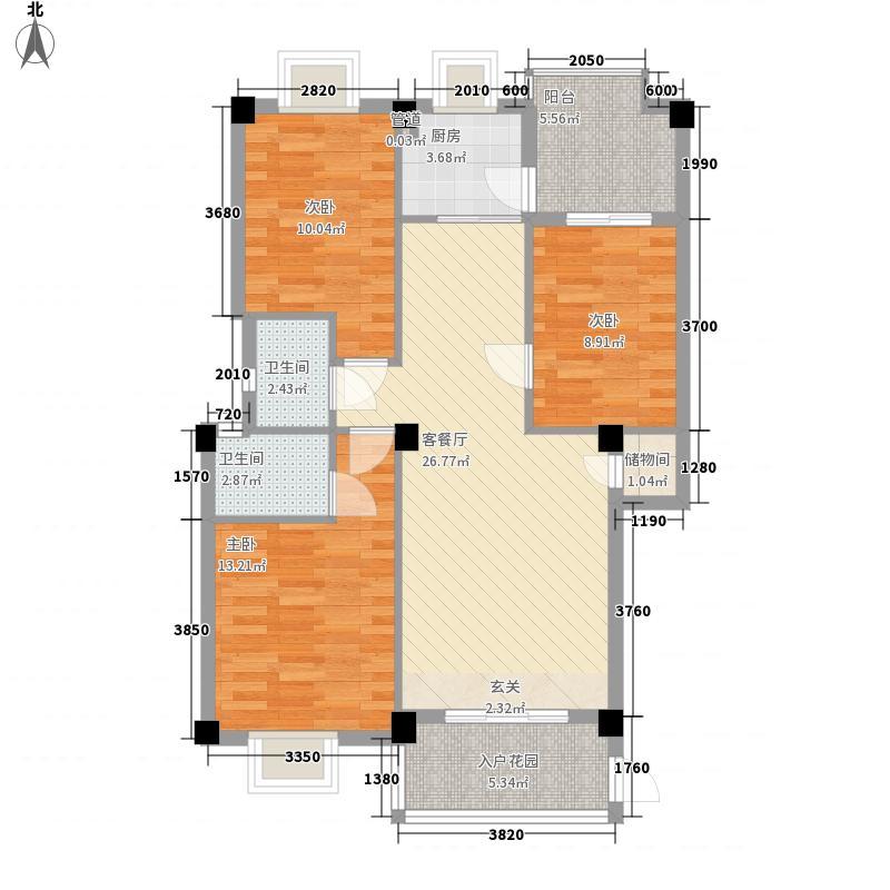 江浩尚景园114.00㎡江浩尚景园户型图A户型3室3厅3卫1厨户型3室3厅3卫1厨