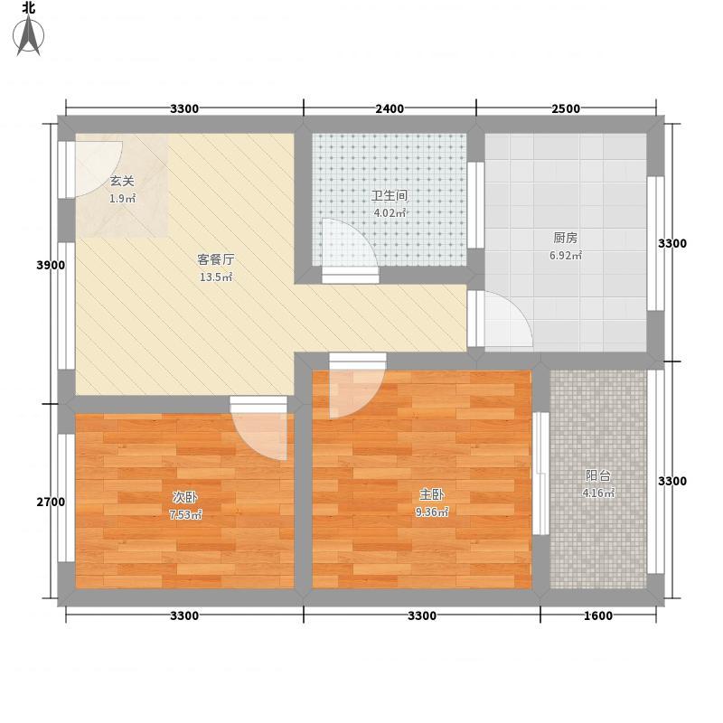 白领公馆白领公馆24户型10室
