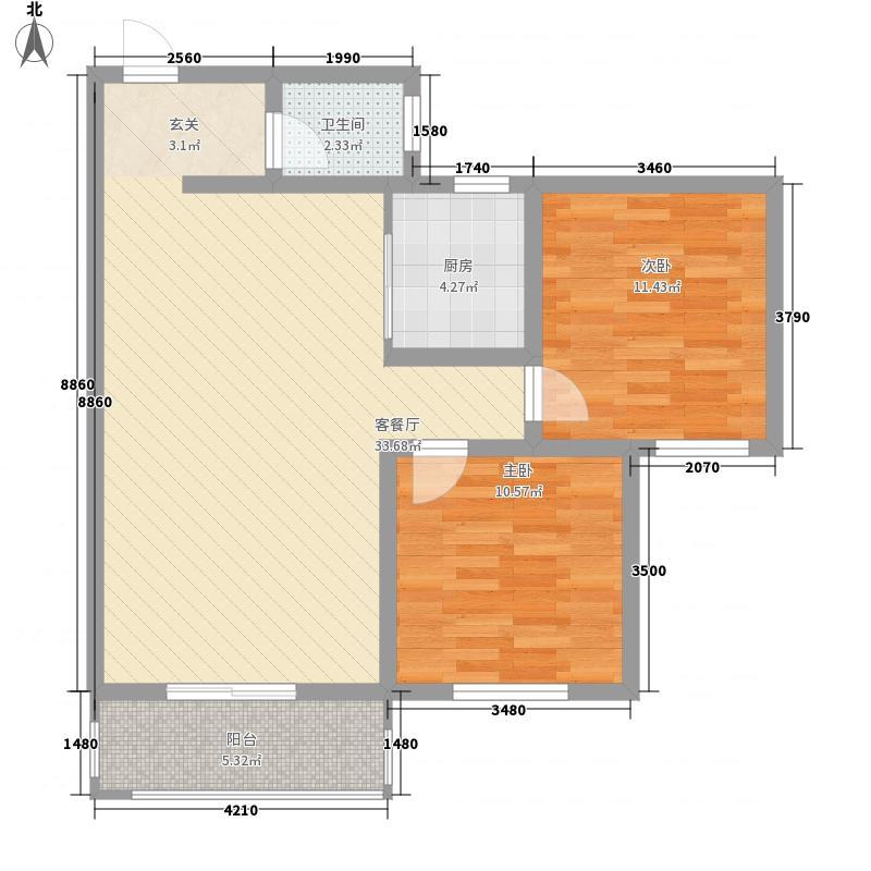 彰泰青年国际公寓户型