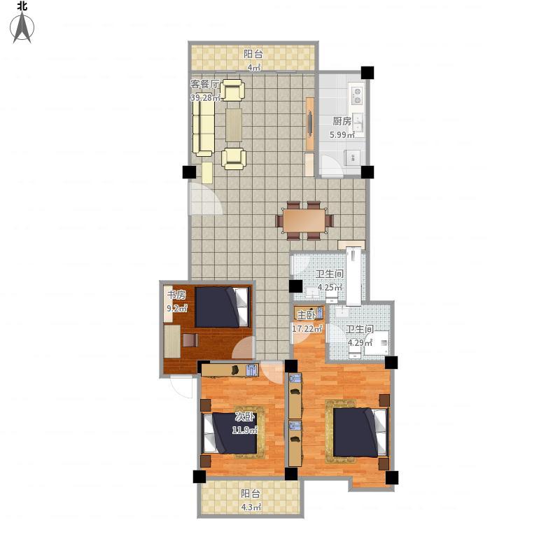 泉州-冠亚东方星城-设计方案