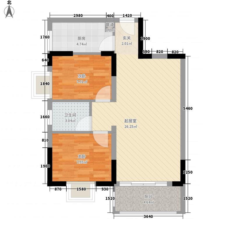 西江月雅园1栋1、2、3单元丨2栋1、3单位02、0户型
