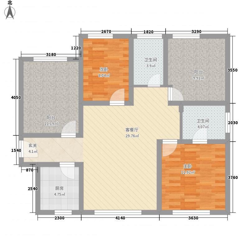 御泉花园御泉花园户型图333室1厅1卫1厨户型3室1厅1卫1厨