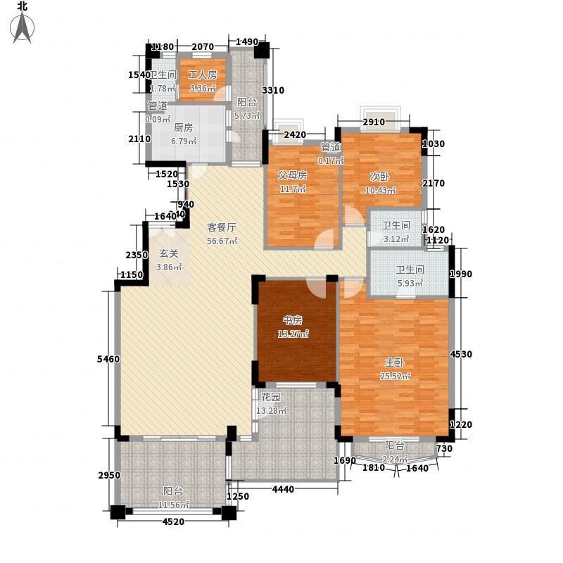 中旅国际公馆二期深圳中旅国际公馆二期15户型10室