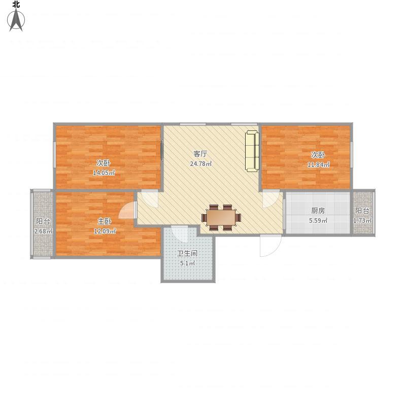 天津-友谊花园-设计方案