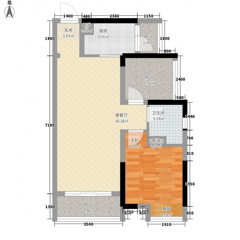 益田大运城邦住宅益田大运城邦住宅户型图益田大运城邦0室户型图户型10室