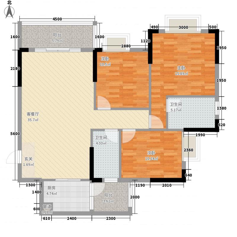 商业中心南区商业中心南区户型图标准层03户型10室