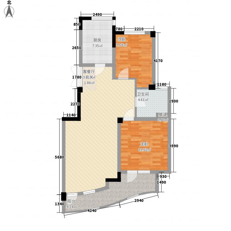 丽江公寓户型