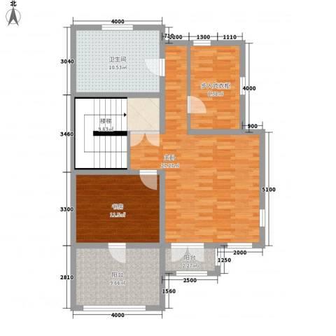 联丰北区2室0厅1卫0厨114.00㎡户型图
