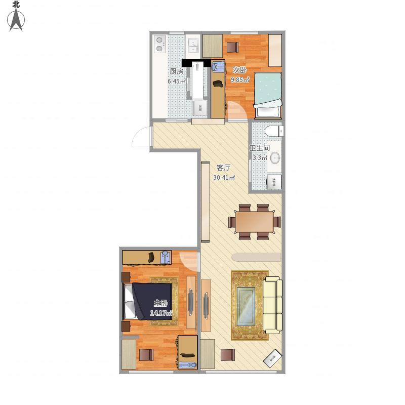 杭州-建中小区-设计方案