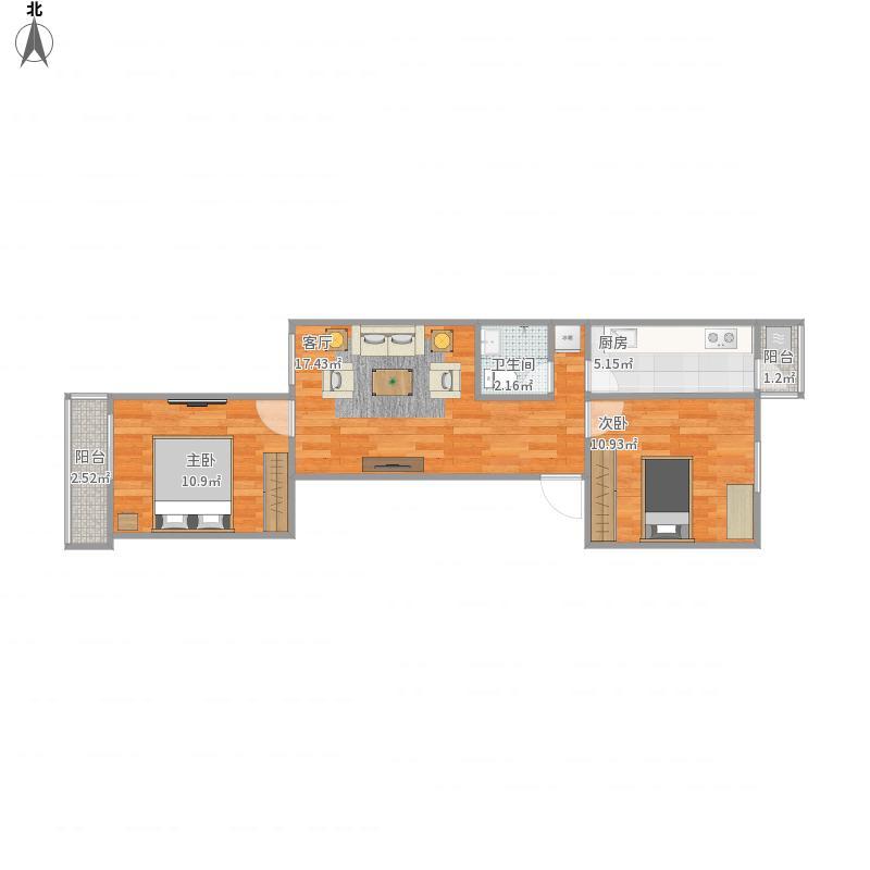 北京-同仁园-设计方案