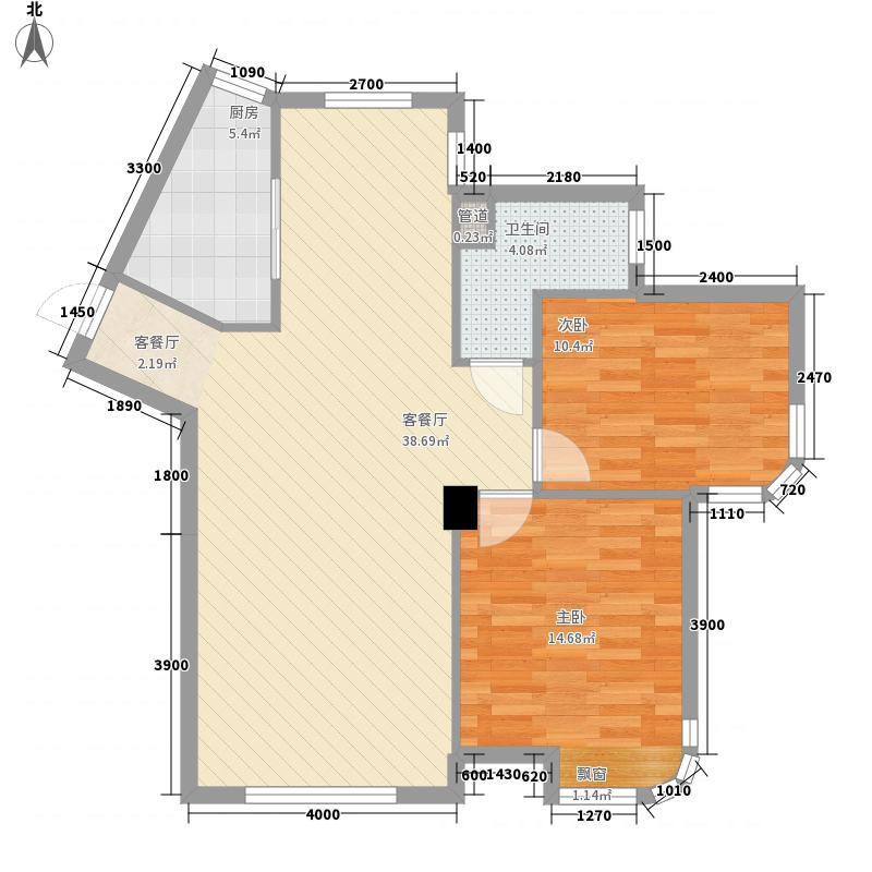 万隆托斯卡纳万隆托斯卡纳2室户型2室