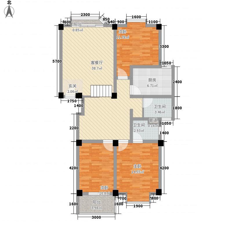 怡和花园别墅怡和花园别墅户型图户型图3室2厅2卫1厨户型3室2厅2卫1厨