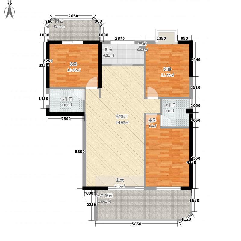 汇龙大江盛世B区3#01、03、06单元户型