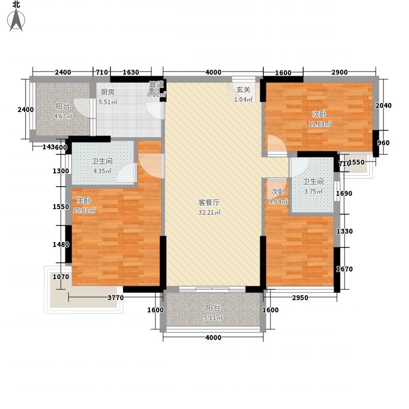 凯旋佳园凯旋佳园户型图凯旋家园户型图3室2厅2卫1厨户型3室2厅2卫1厨