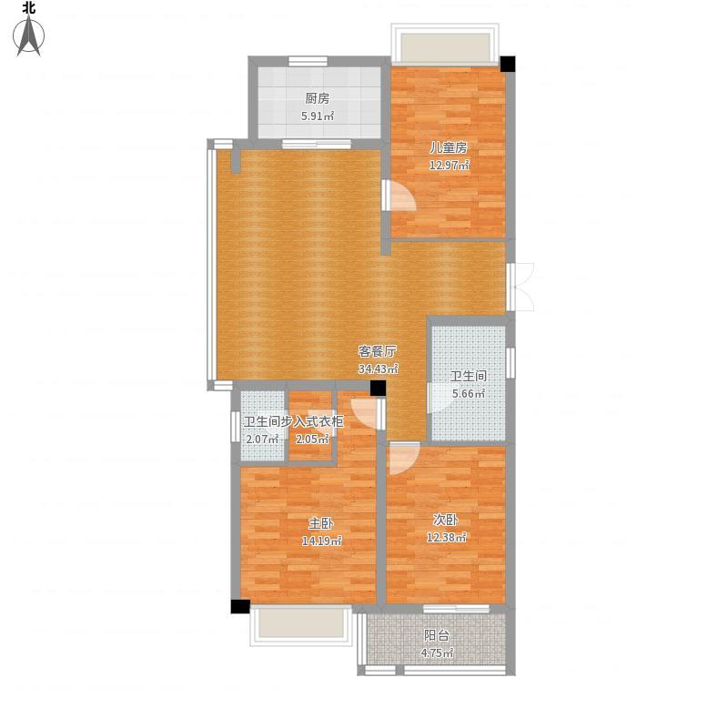 杭州-世贸东壹号-设计方案