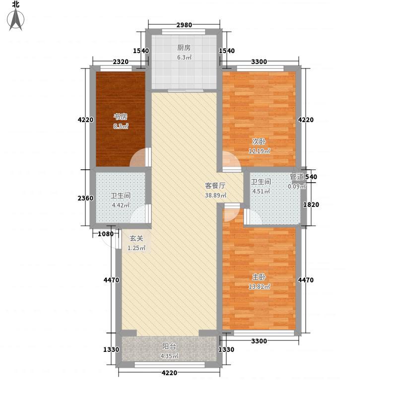 栈塘住宅小区栈塘住宅小区户型图hx3室2厅1卫1厨户型3室2厅1卫1厨