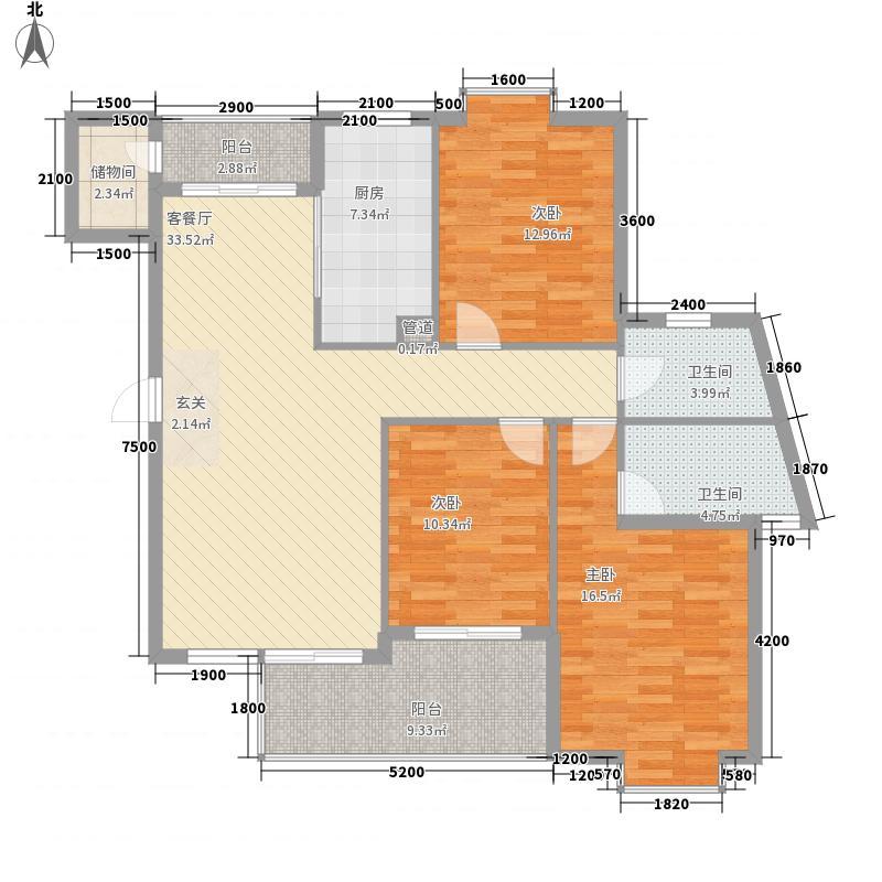 兴华嘉天下二期兴华嘉天下二期10室户型10室