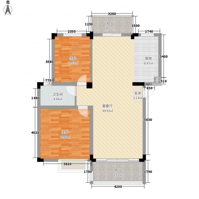 盘龙沁园别墅盘龙沁园别墅户型图盘龙沁园户型图2室2厅户型2室2厅