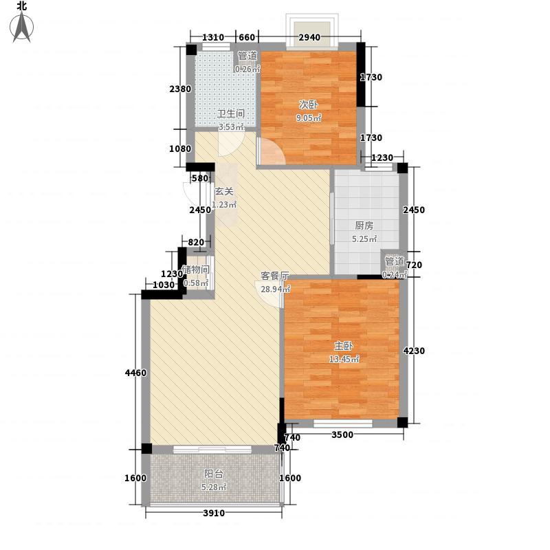创新花园创新花园户型图6户型10室