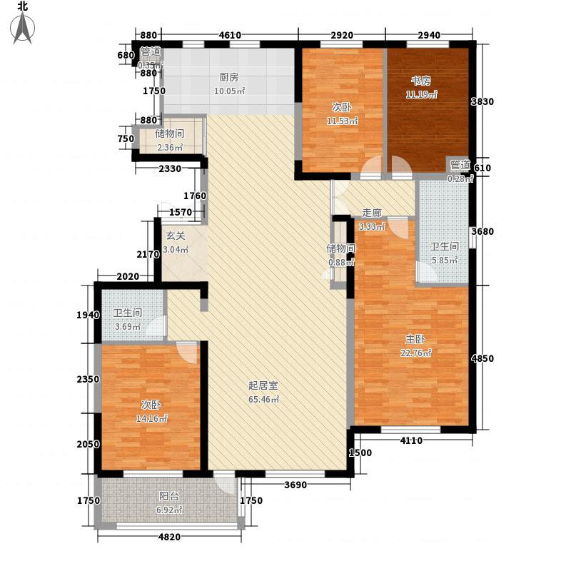 天泰太阳树210.00㎡天泰太阳树户型图D户型4室2厅2卫1厨户型4室2厅2卫1厨