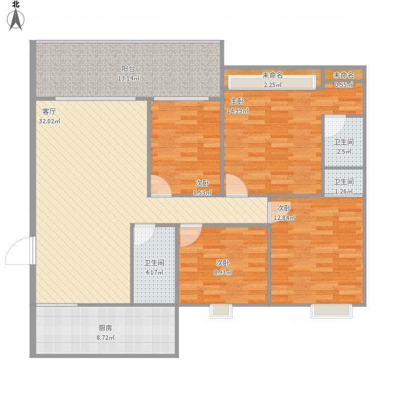 佛山-新幸福领汇家园-设计方案