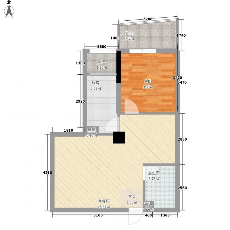 白鳍豚大厦73.00㎡白鳍豚大厦73.00㎡10室户型10室