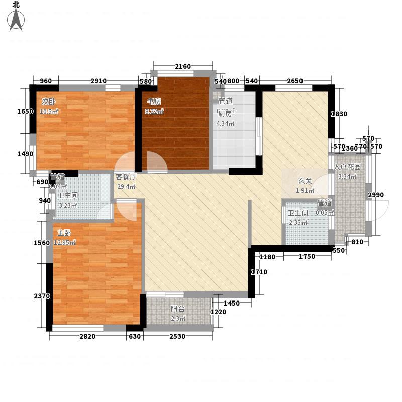 拓基城市广场110.00㎡拓基城市广场户型图A1户型3室2厅2卫1厨户型3室2厅2卫1厨