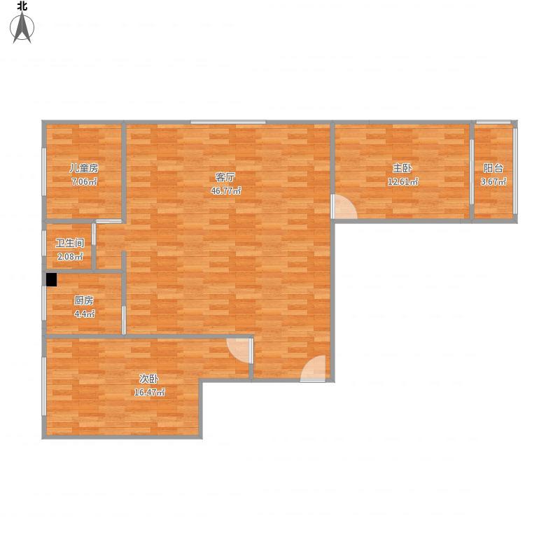 鹤壁-观景苑-设计方案