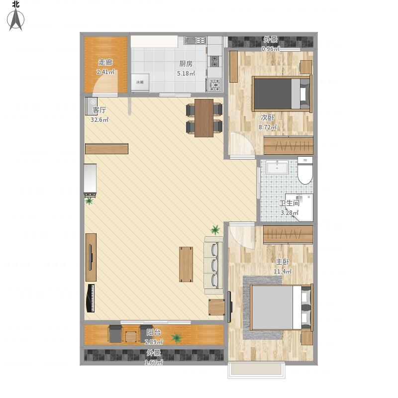 沈阳-东环瑞府-设计方案