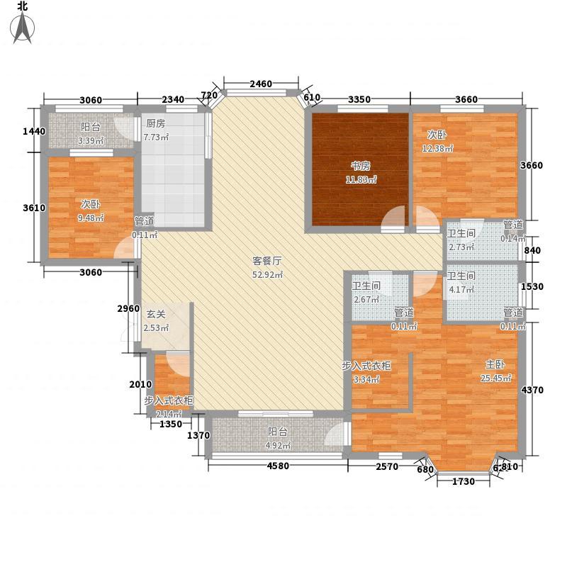 美霖嘉园156.92㎡美霖嘉园户型图户型图3室2厅2卫1厨户型3室2厅2卫1厨