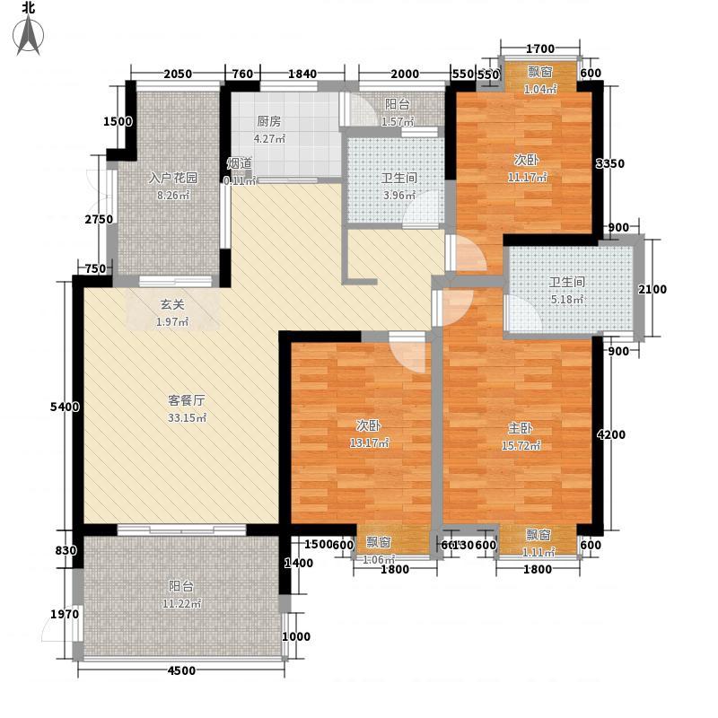 瑞金北路小区房户型4室