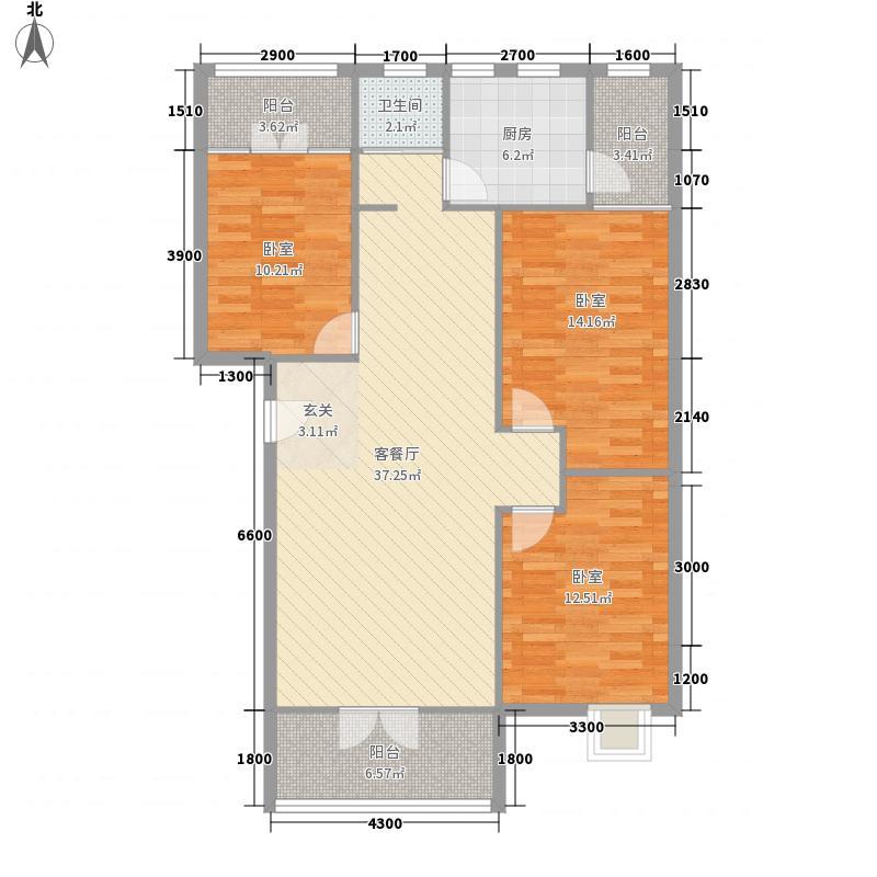 白云・世纪城102.55㎡白云・世纪城F户型(多层)3室2厅1卫1厨102.55㎡户型3室2厅1卫1厨