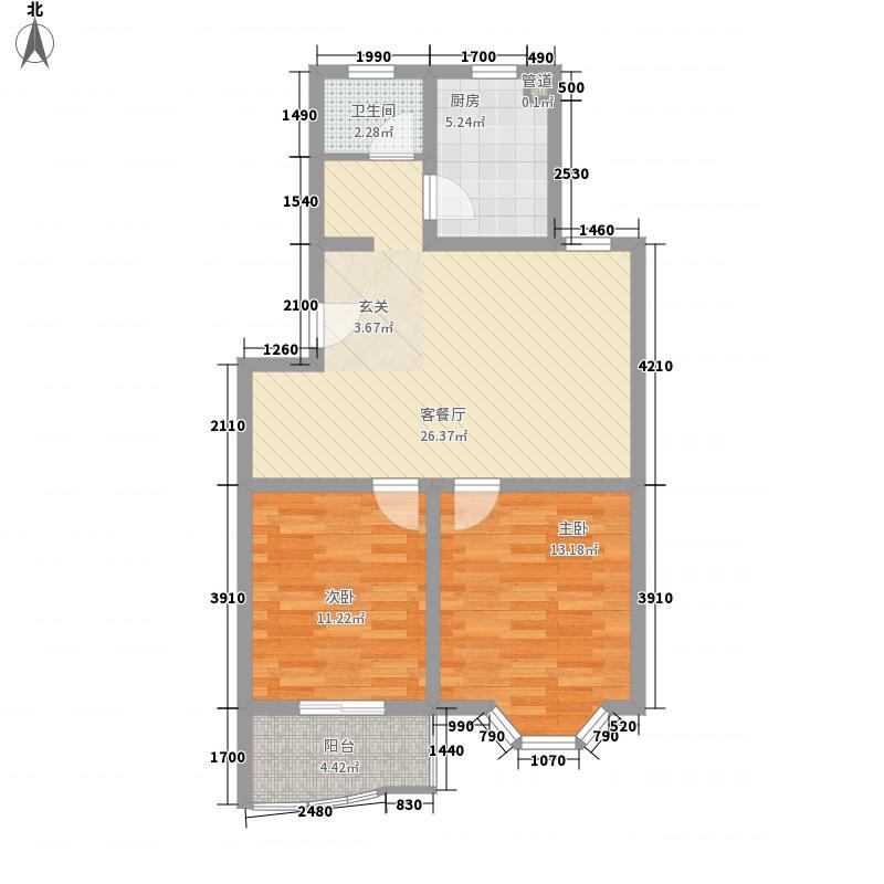 新桐小区新桐小区户型图6-12室2厅1卫1厨户型2室2厅1卫1厨
