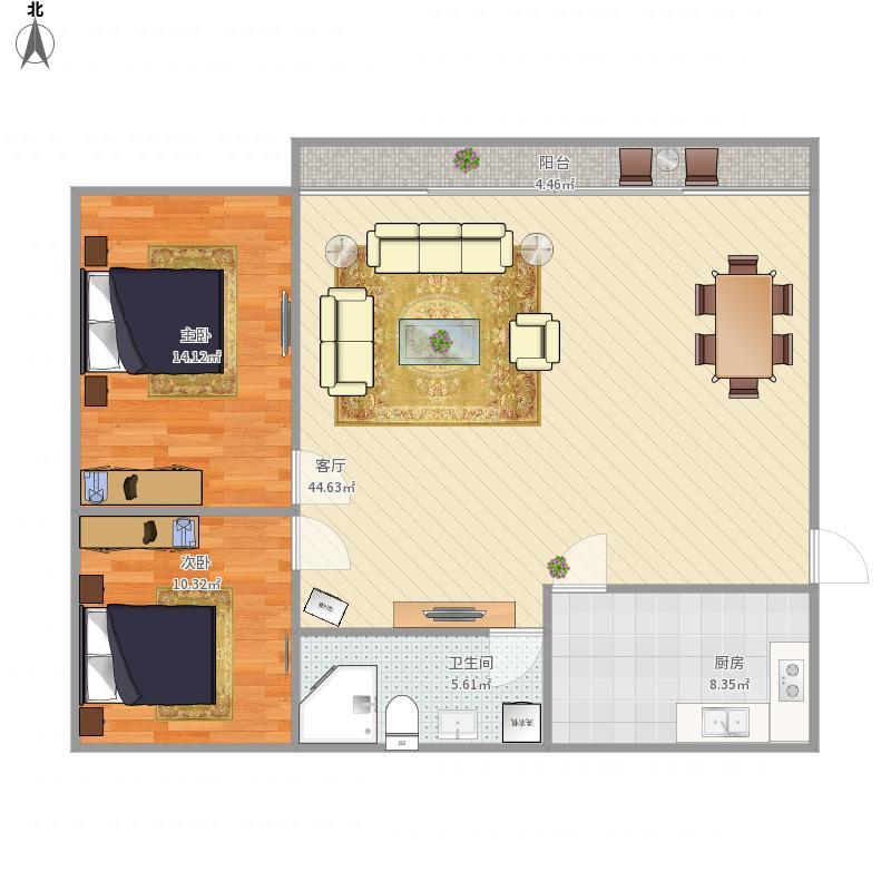 深圳-莲城花园-设计方案