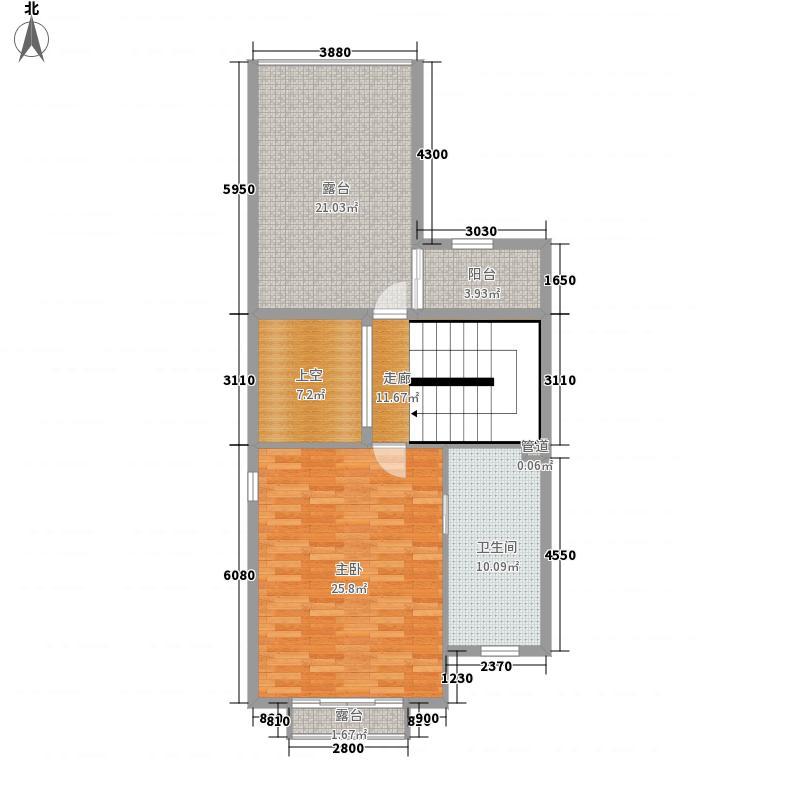 君汇熙庭1室0厅1卫0厨114.00㎡户型图