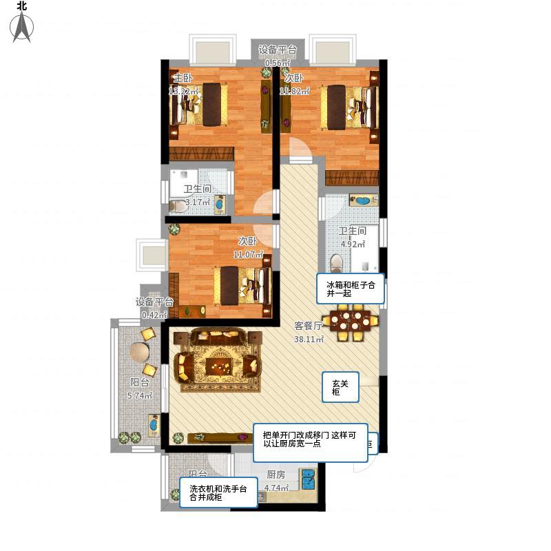 四川-四川广元南郡-设计方案