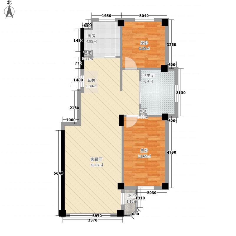 金华小区三期93.08㎡金华小区三期户型图户型图2室2厅1卫1厨户型2室2厅1卫1厨