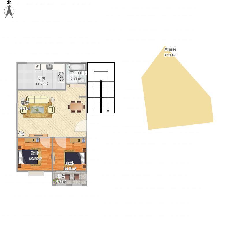 滨州-京博雅苑-设计方案