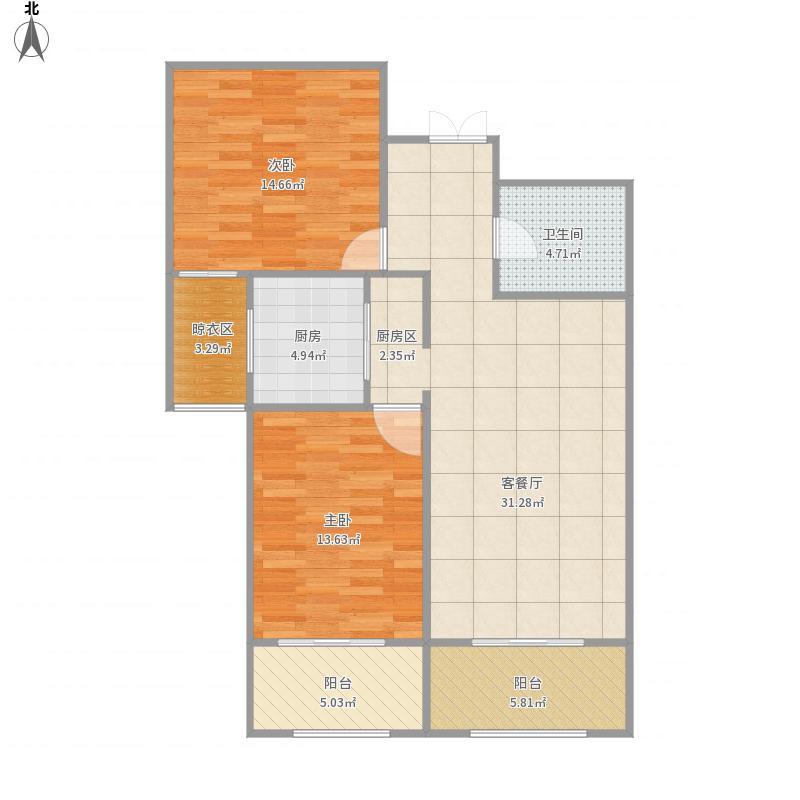 兰州-众邦金水湾1号院-设计方案