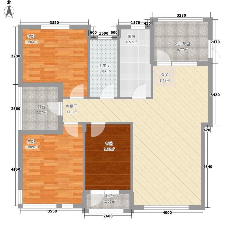 益溢苑益溢苑2室户型2室