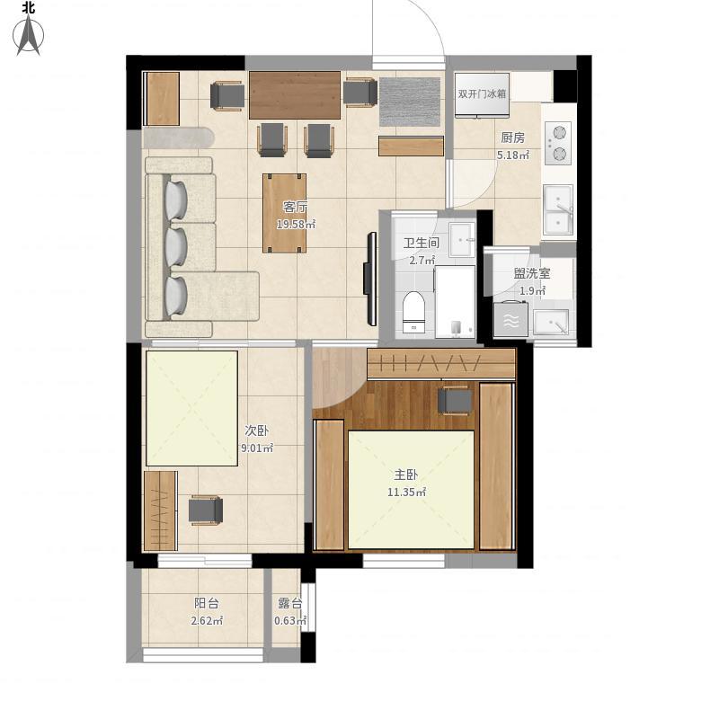 常州-京城豪苑-设计方案