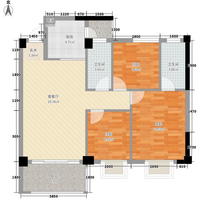 和丰明苑和丰明苑户型图九栋01户型3室2厅2卫户型3室2厅2卫
