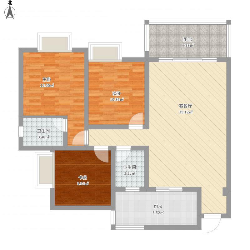 泸州-三合院-设计方案