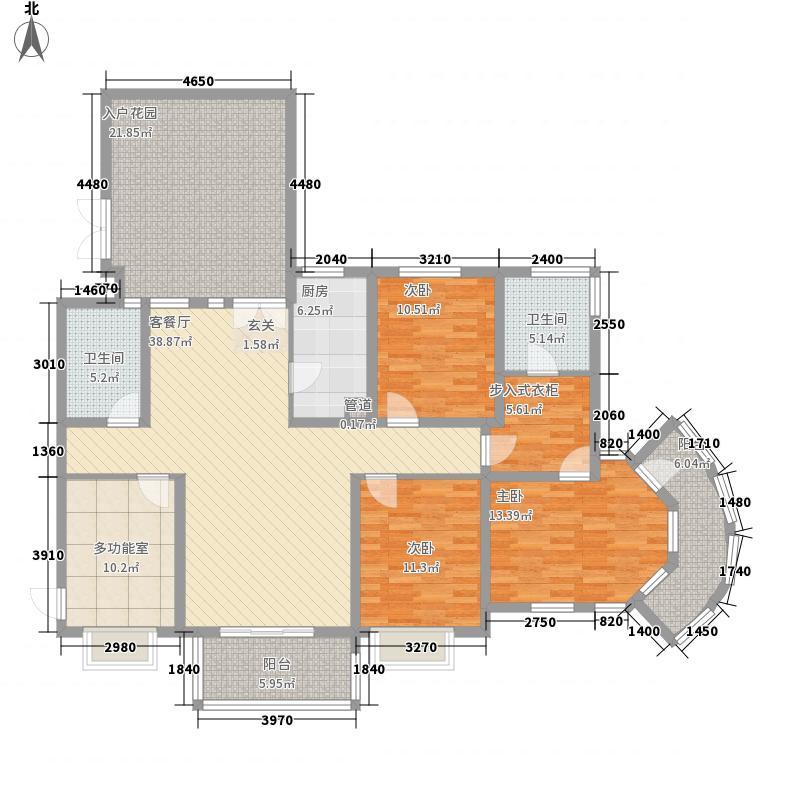 滨湖世纪城167.76㎡滨湖世纪城户型图8区8#9#01户型(05.10.15.20层)(售完)4室2厅2卫1厨户型4室2厅2卫1厨