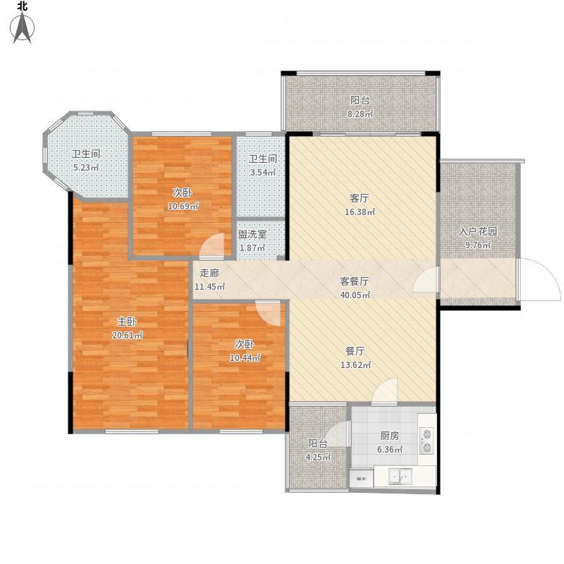 我的设计万锦豪园2
